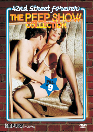 42nd street forever the peep show collection vol 09 dvd synapse